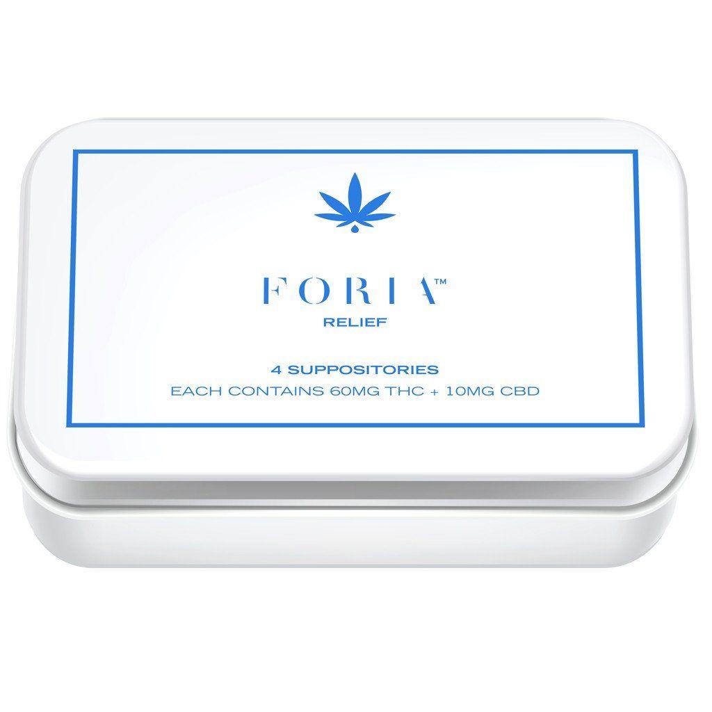 Vagina Cannabis Capsules Foria