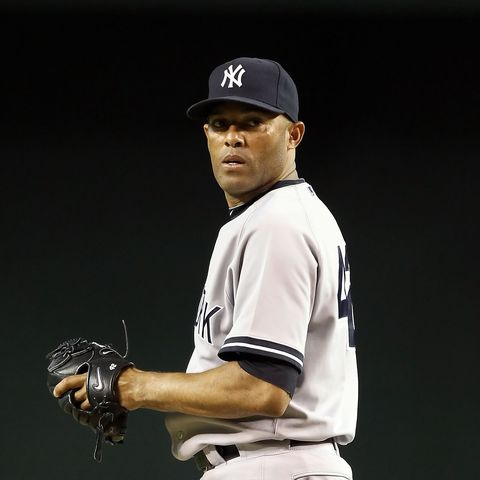 46af7f4eb9baa New York Yankees v Arizona Diamondbacks. Christian PetersenGetty Images. Mariano  Rivera ...