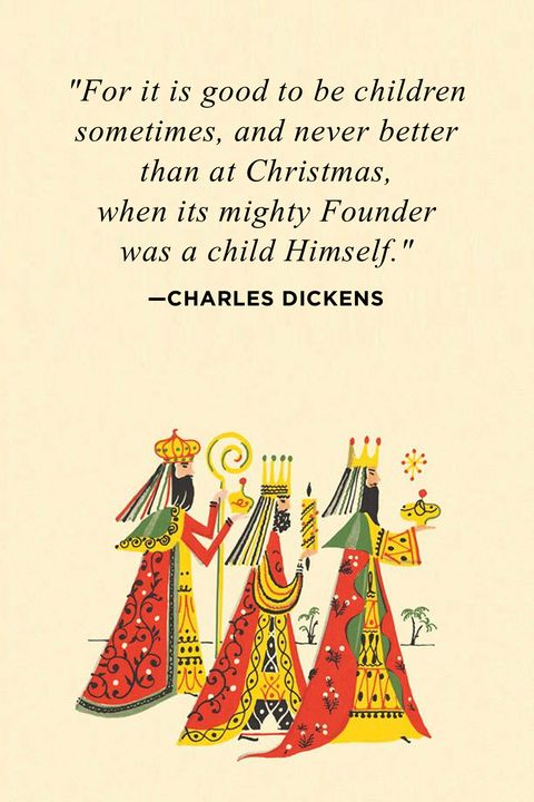 Charles Dickens Religious Christmas Quotes