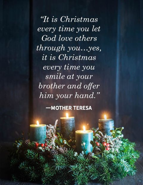 40 Religious Christmas Quotes - Short Religious Christmas ...