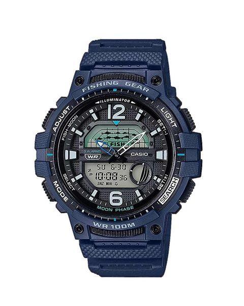 reloj casio g shock azul