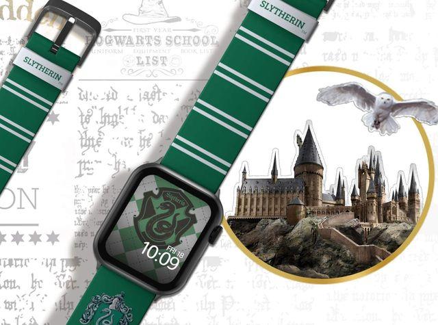 reloj de harry potter en color verde