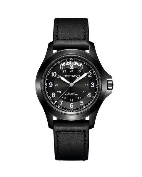 reloj hombre hamilton khaki field king