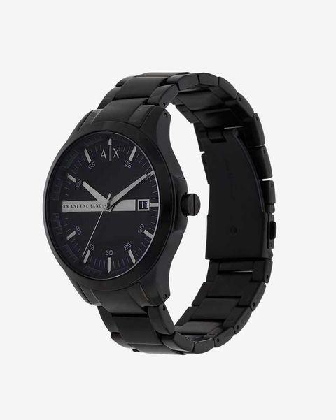 reloj  armani exchange negro