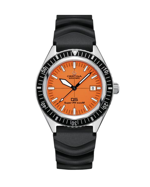 reloj modelo ds super ph500m de certina 895 euros