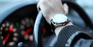 mejores relojes negro hombre menos 200 euros