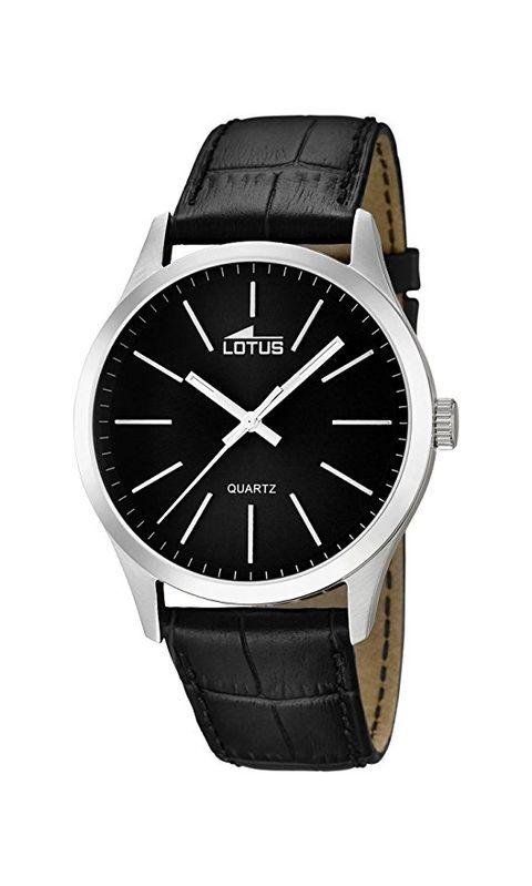 6b1e15305b13 Los mejores relojes negros de hombre por menos de 200 euros