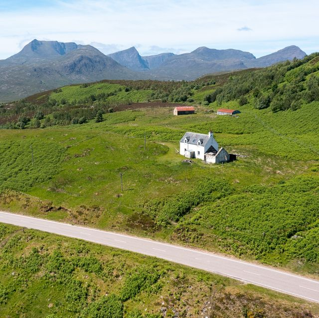 remote shepherd's cottage for sale in sutherland