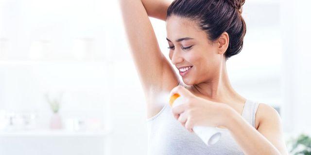remove antiperspirant deodorant stains