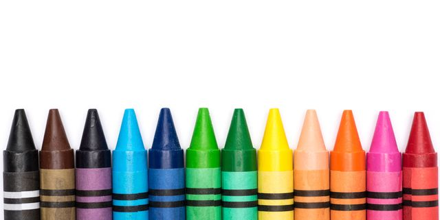 remove coloured pencil crayon stains