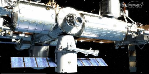 RemoveDEBRIS space junk system