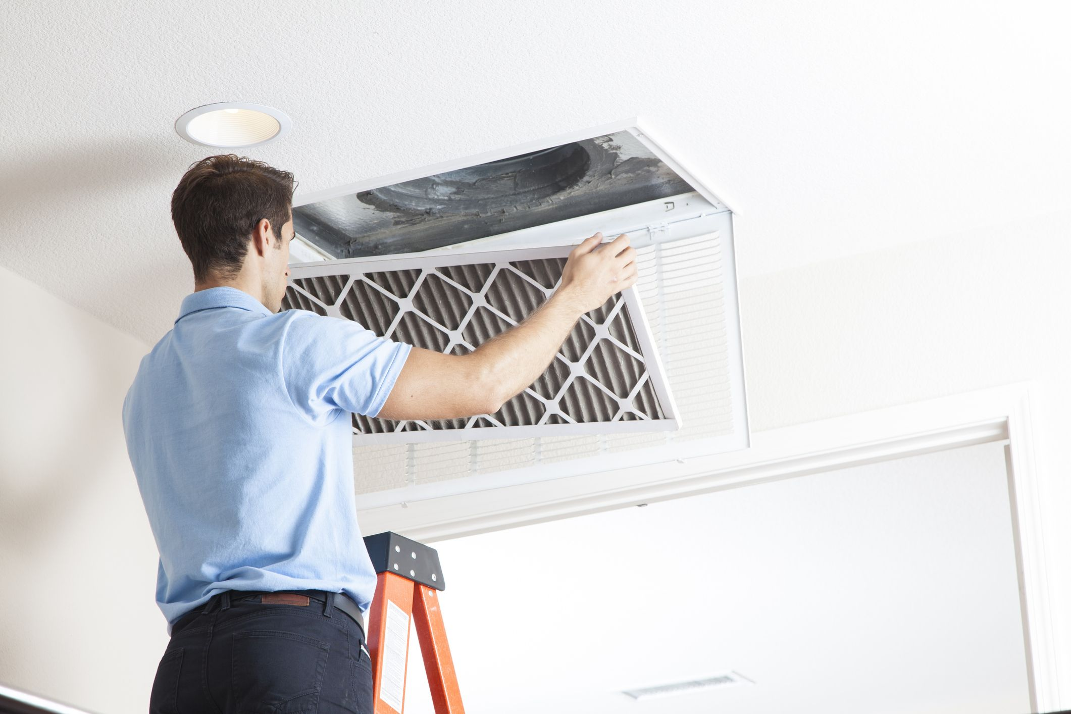 How to Change Your HVAC Filter—and How Often You Should Be Doing it