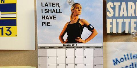 Remy's World Calendar 2014 Main Image