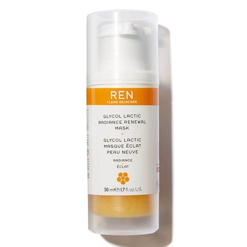 ren skin care glycol lactic radiance renewal mask