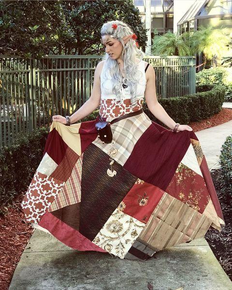 renaissance costume ideas quilt