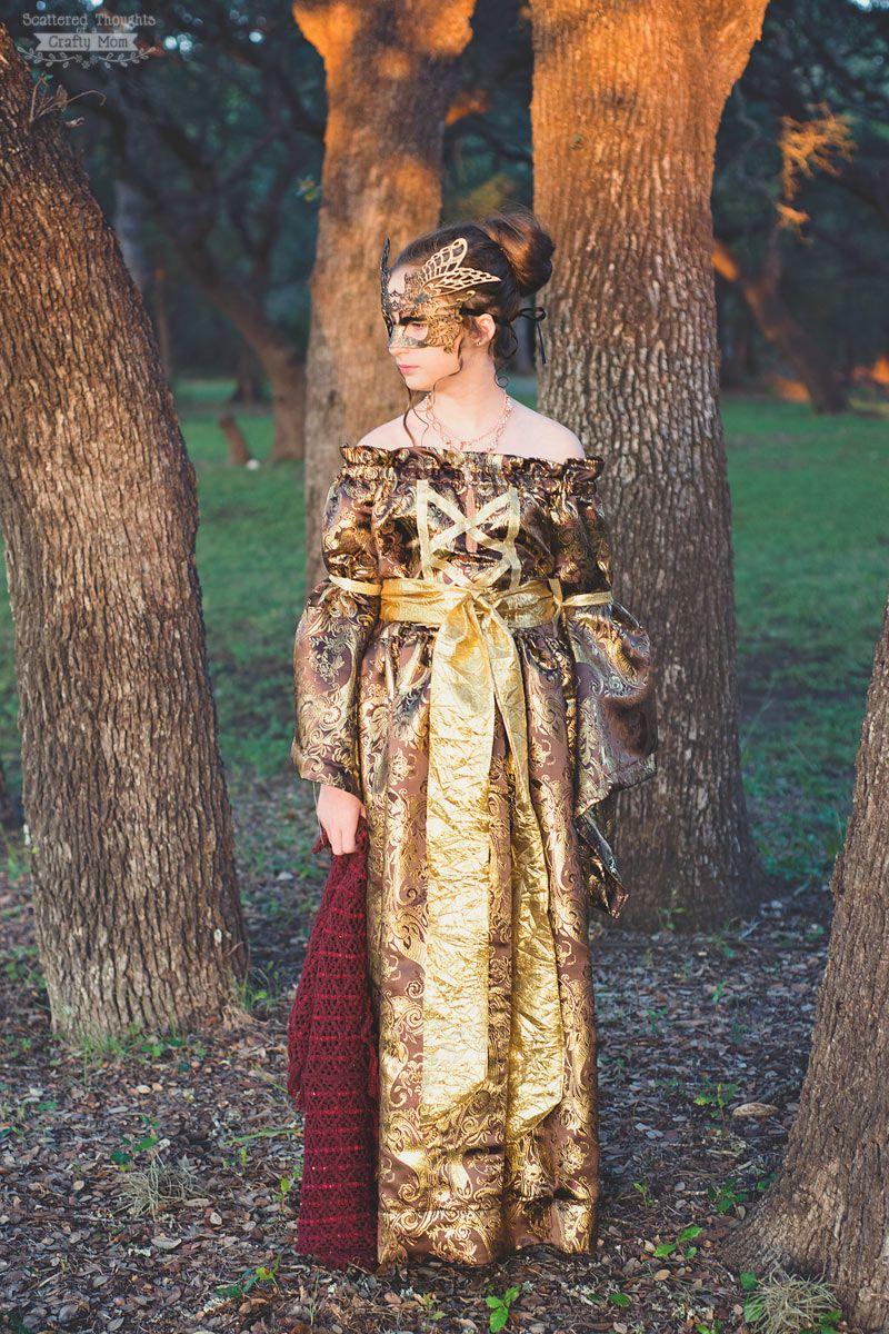 renaissance costumes diy