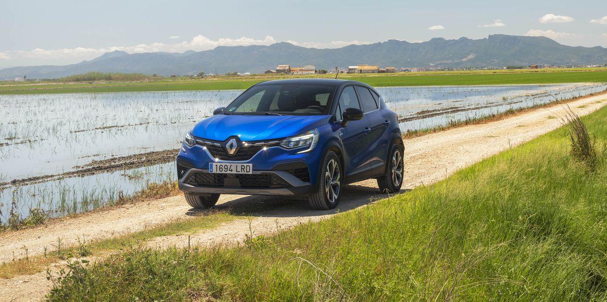 Renault Captur 2021: Probamos el E-Tech híbrido sin cables... ¿ni complicaciones?
