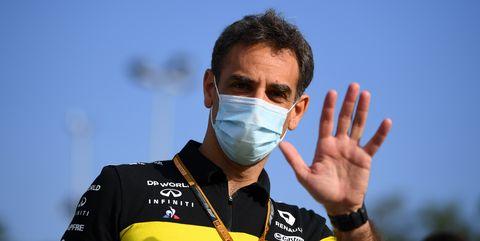 F1: Cyril Abiteboul no acepta la oferta y decide abandonar Renault