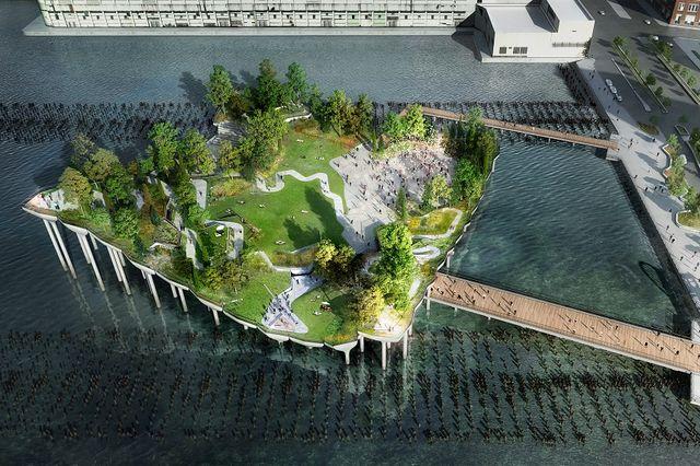 little island a new york