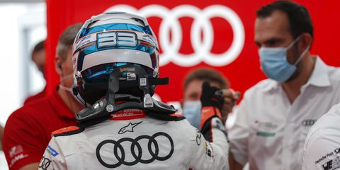 abb fia formula e championship round nine   berlin e prix
