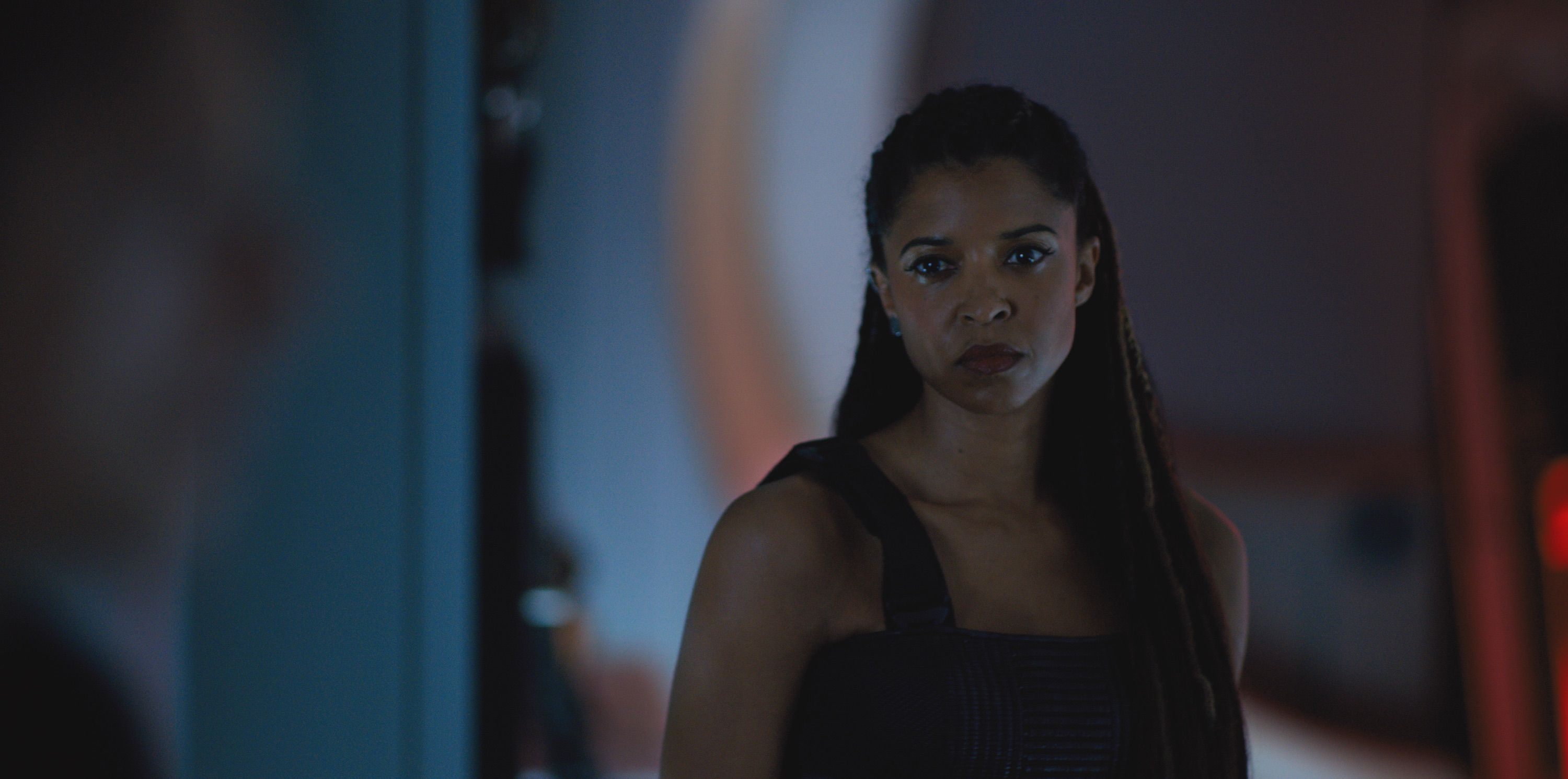 Renee Elise Goldsberry in Altered Carbon