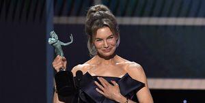 Renée Zellweger wint de SAG Award 2020