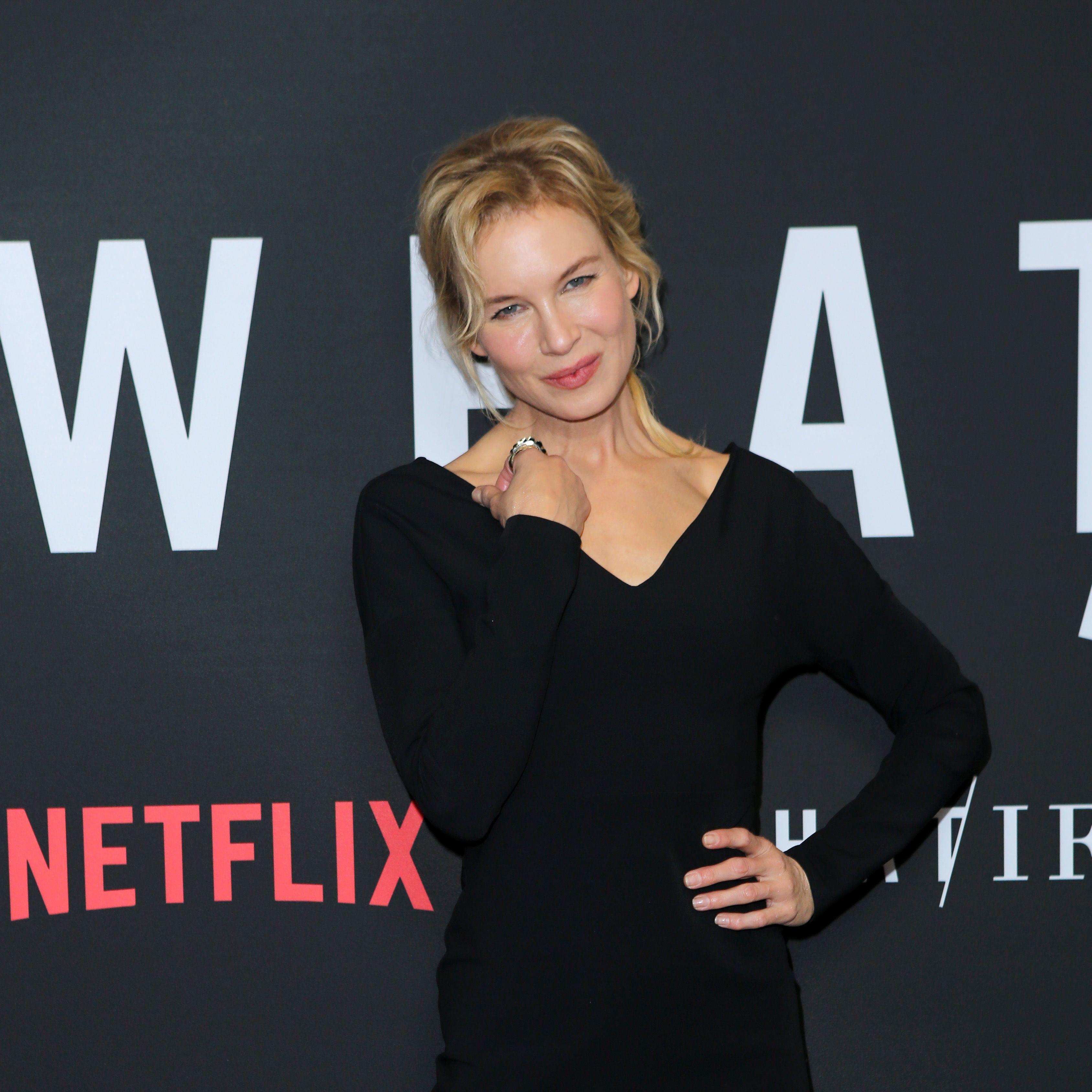 Renee Zellweger says a fourth Bridget Jones film is a possibility