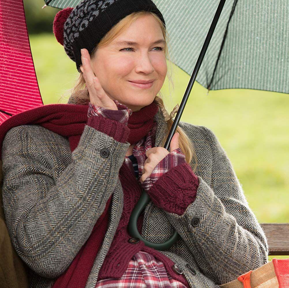 Renée Zellweger answers if she'd do fourth Bridget Jones movie