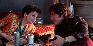 Renee Zellweger en Finn Wittrock in Judy.