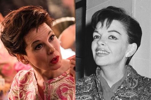 renee zellweger judy garland comparison movie