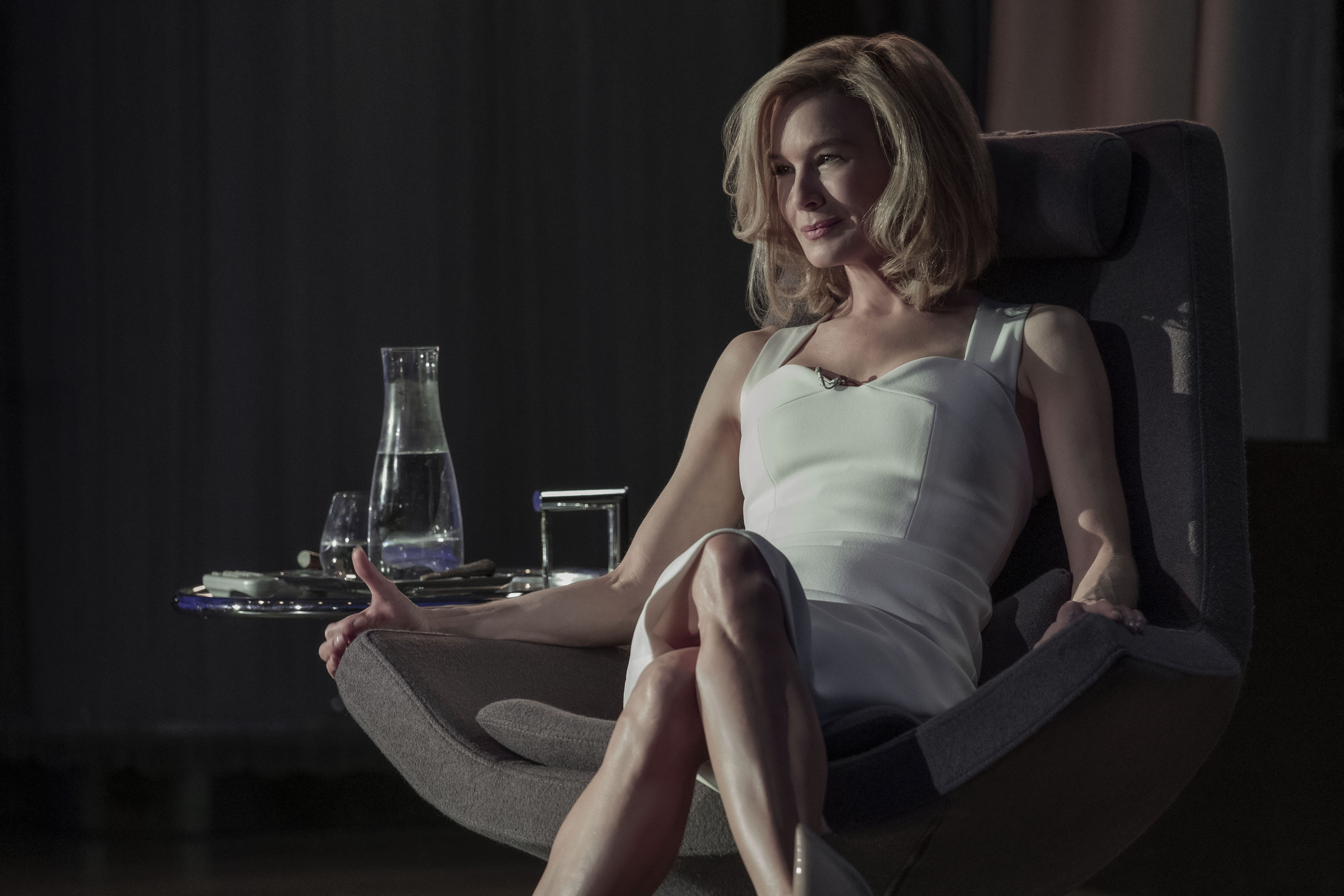 Netflix Thriller What/If, Starring Renee Zellweger, Looks Amazing