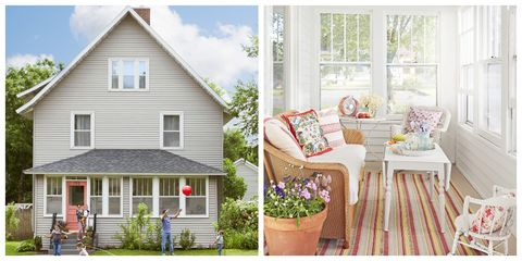 This Renovated Farmhouse Is Packed With Affordable ...