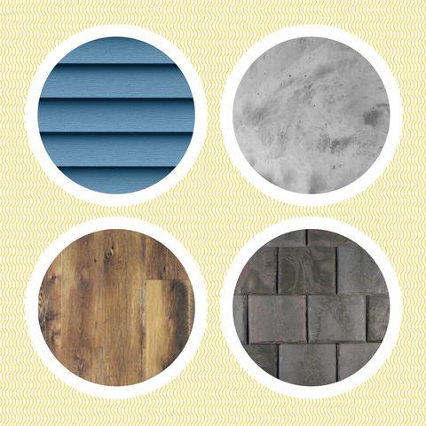 Circle, Line, Wood,