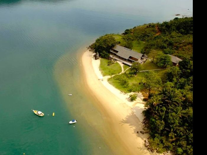 Twilight S Edward Bella S Honeymoon House For Rent In Brazil