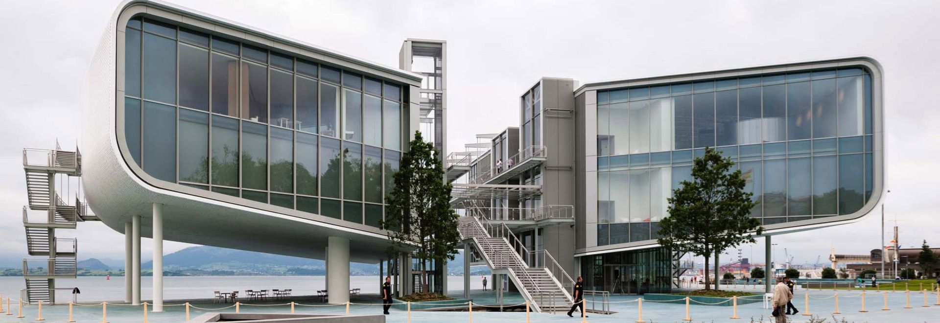 'Renzo Piano: Un arquitecto para Santander', de Carlos Saura, o los prismáticos del infinito