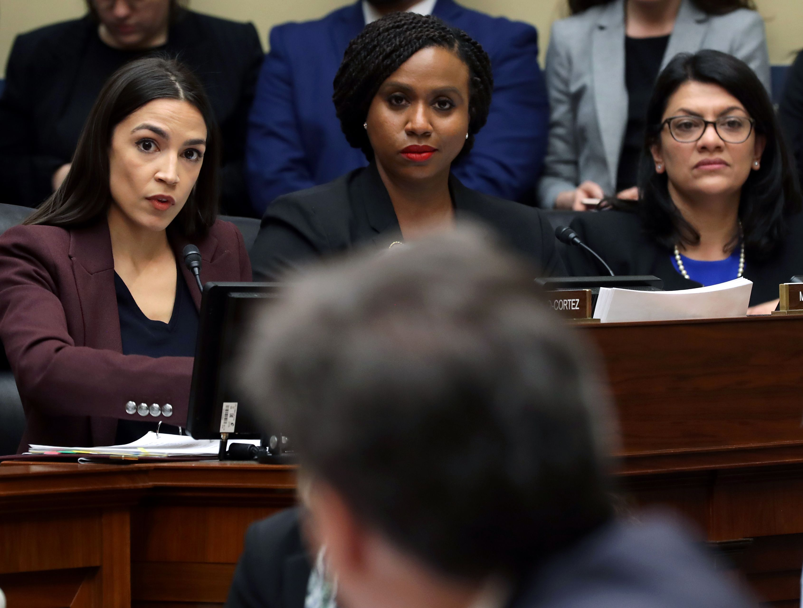 Trump Tweeted That Progressive Congresswomen Should 'Go Back' to Their 'Crime Infested' Countries