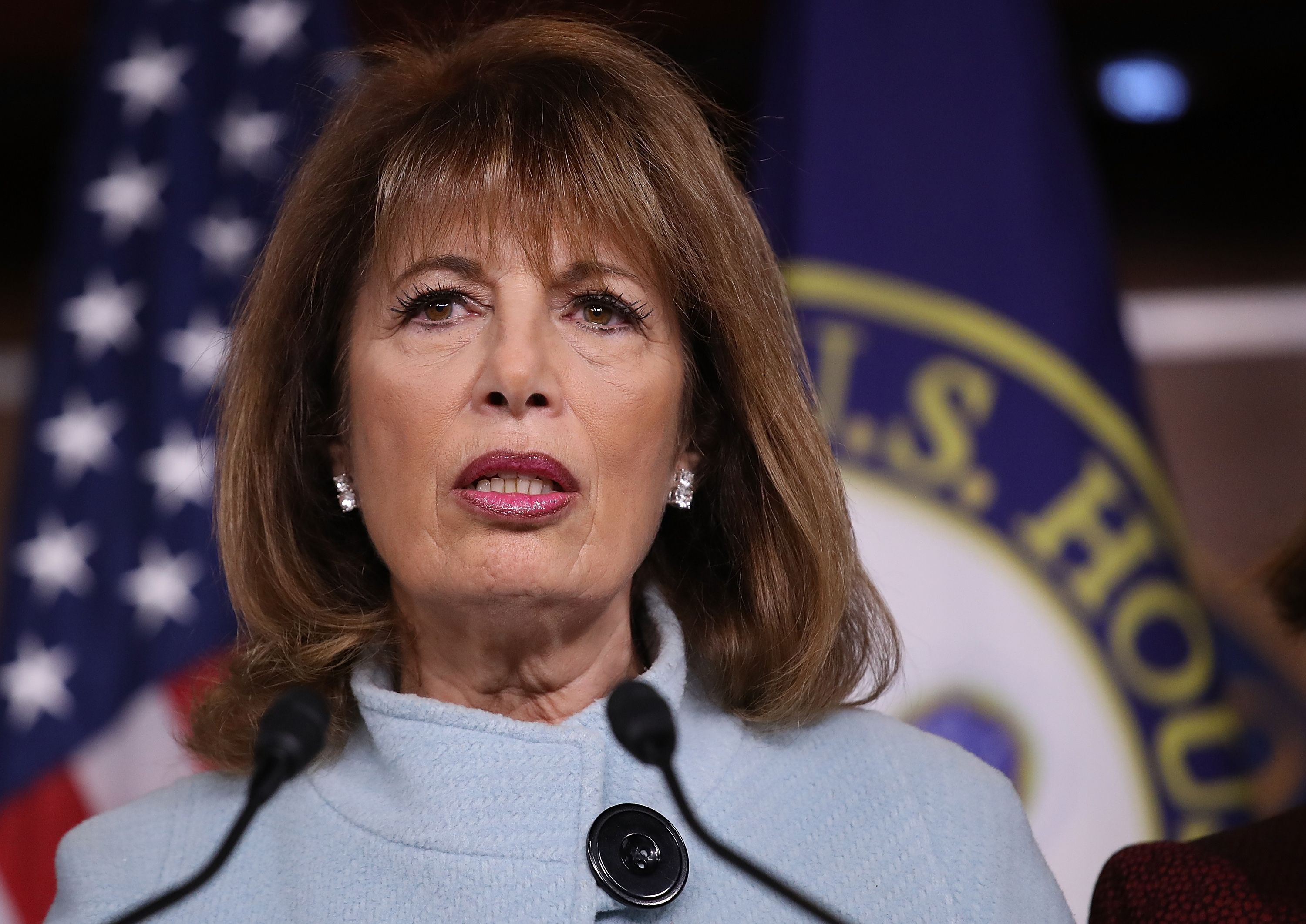 Rep. Jackie Speier: 'Our Fight Is Not Complete Until Women's Rights Are Protected Under the Constitution'