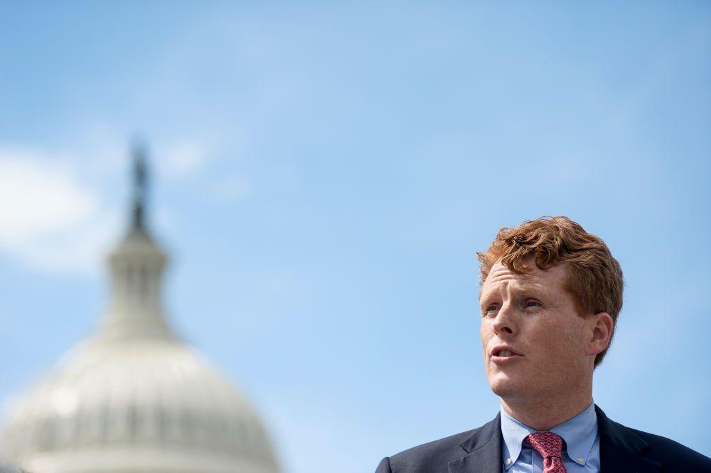 Joseph Kennedy III Formally Announces His Run for Senate
