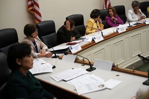 House Democrats Hold 'Shadow Hearing' On Immigration And Family Separation