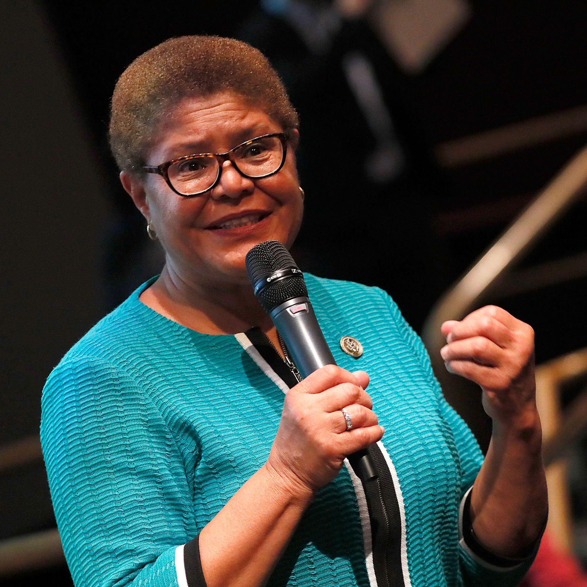 Karen Bass Is Leading the Congressional Black Caucus Into the Future