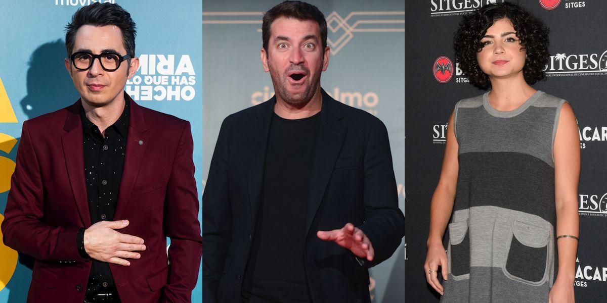 'Doctor Portuondo': Berto Romero, Arturo Valls y Olivia Delcán se apuntan a la serie de Filmin