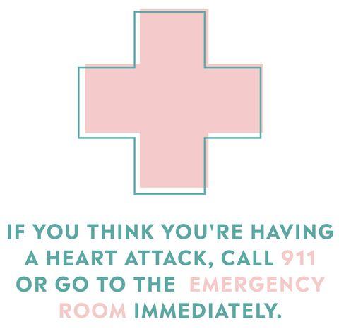 heart attack tip