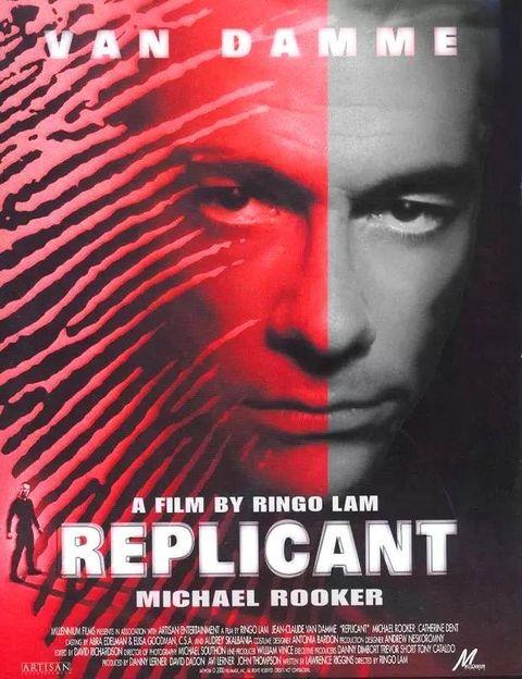 Replicant, Jean Claude Van Damme