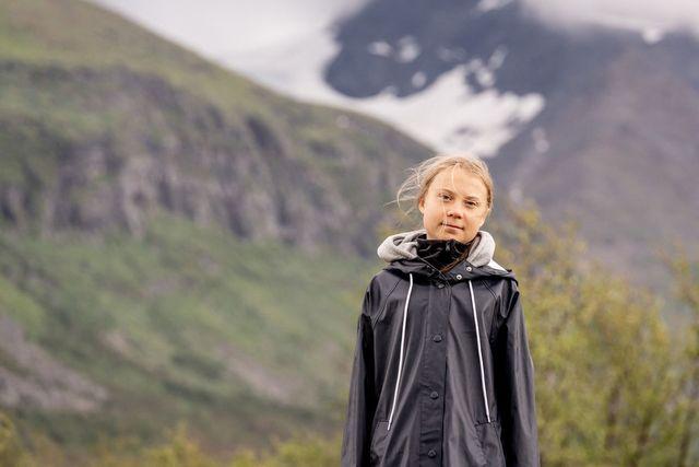 greta thunberg commenta l'allarmante report onu sul clima