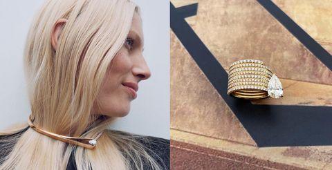 義大利珠寶設計師gaia repossi與delfina delettrez fendi的10款極簡前衛珠寶特蒐!