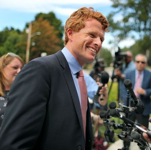 Kennedy Says He Has New Ideas But Hasnt Decided On Challenging Markey