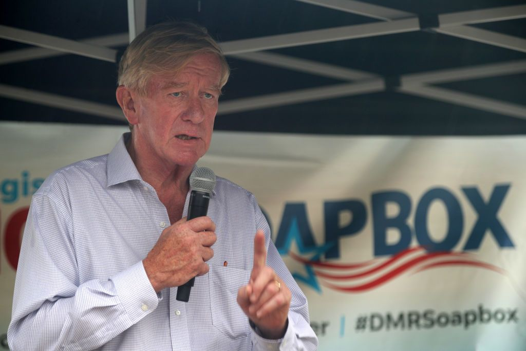 Bill Weld Will Be Remembered as a Republican Who Stood Up and Walked the Walk