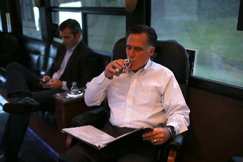On The Campaign Trail: Behind The Scenes With The Romney Campaign