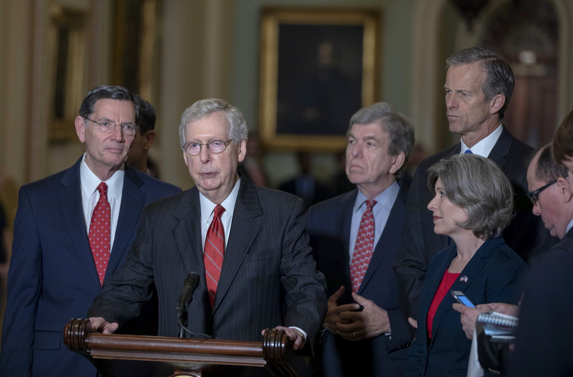 Republicans Don't Want to Know About Russian Ratf*cking and They Don't Care About Stopping It