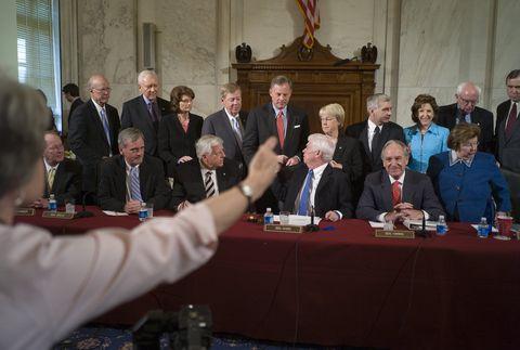 Senate Panel Passes Healthcare Overhaul Bill